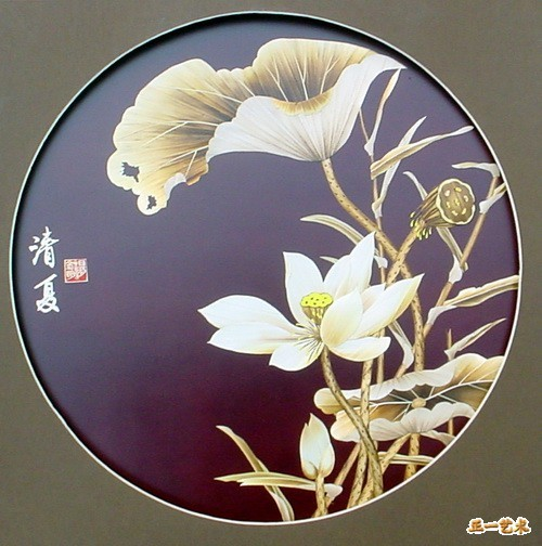 麦秸画艺术欣赏 - 锦江星苑 - 锦江星苑----欢迎您