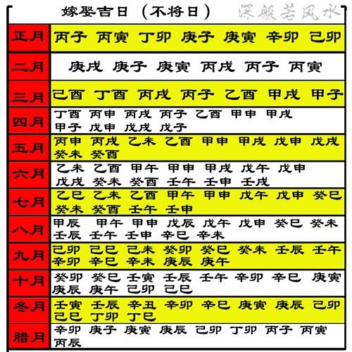 民俗中的择婚期 (自学择婚期的方法)  收藏 - 卦仙吴俊涛 - 吴俊涛易学研究室